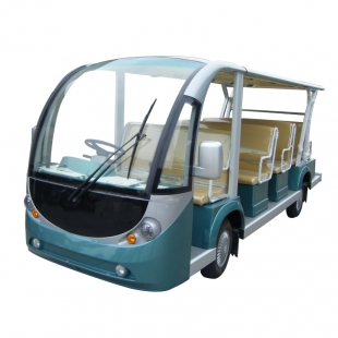 Electric Shuttle Bus Vehicle